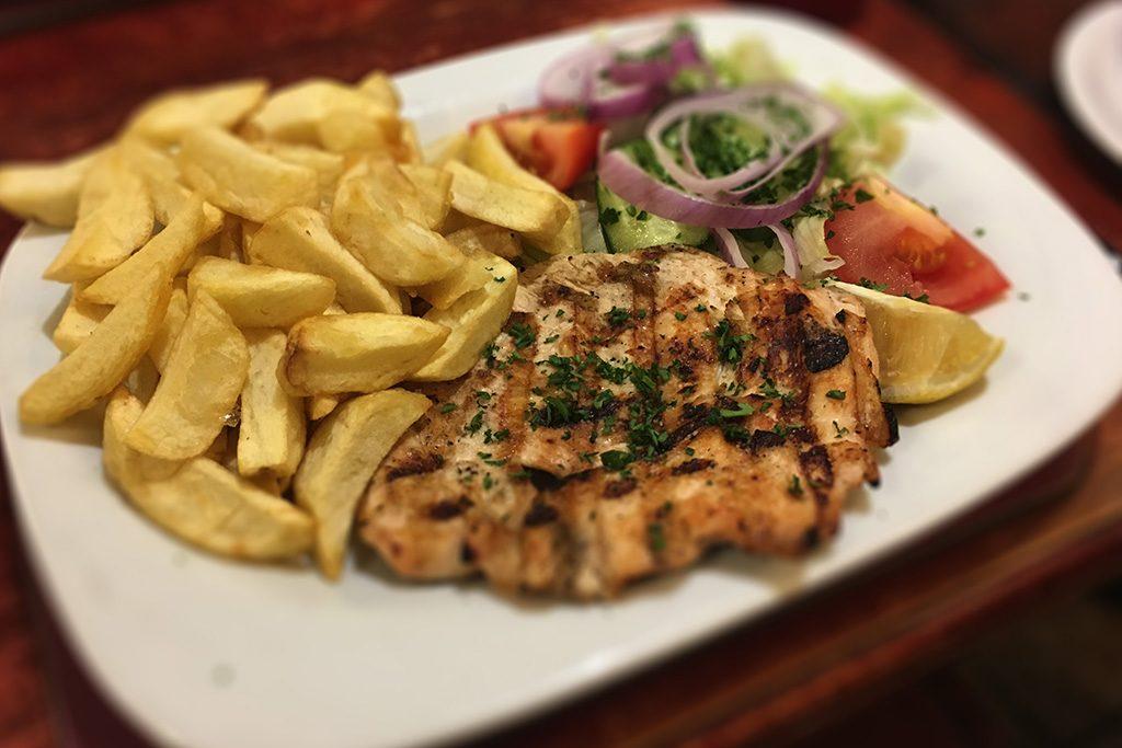 chicken-plate